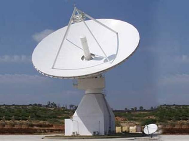 Indian antenna