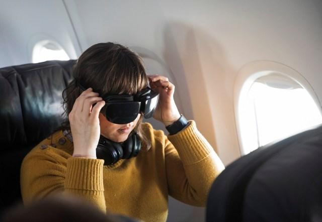Alaska Airlines VR