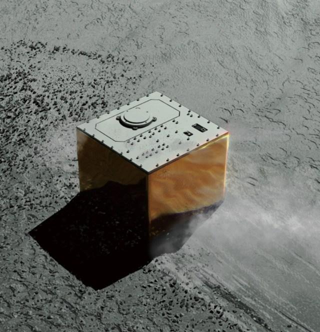 MASCOT lander
