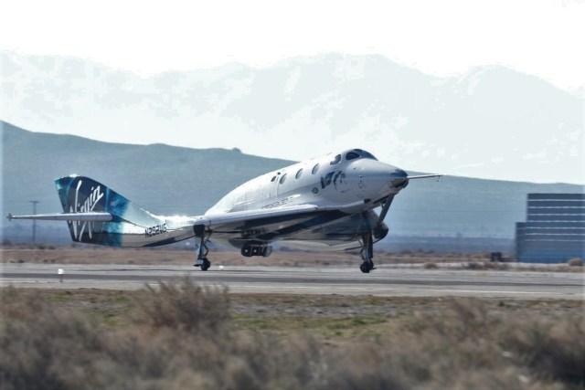 SpaceShipTwo Unity