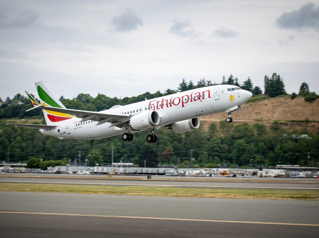 Ethiopian Airlines 737 MAX