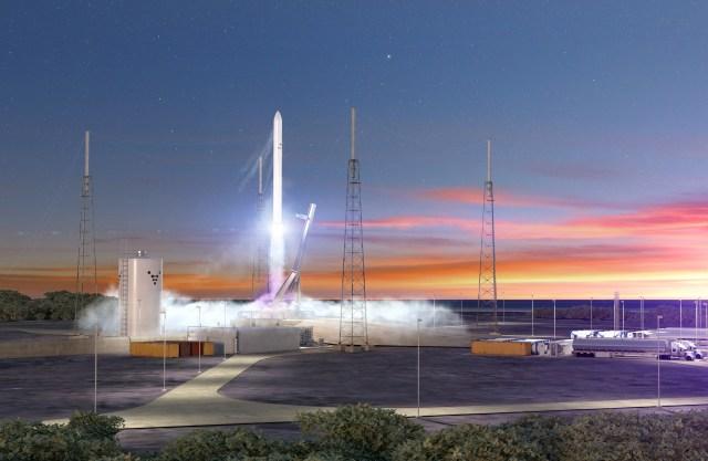 Relativity Terran 1 liftoff