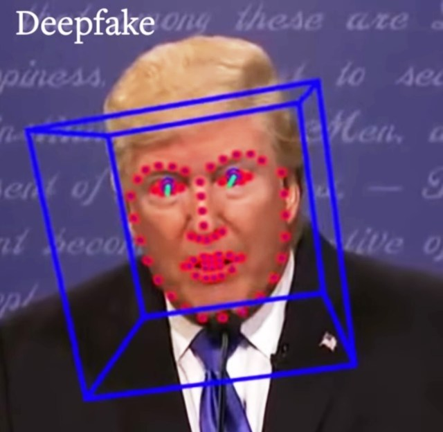 Deepfake detection