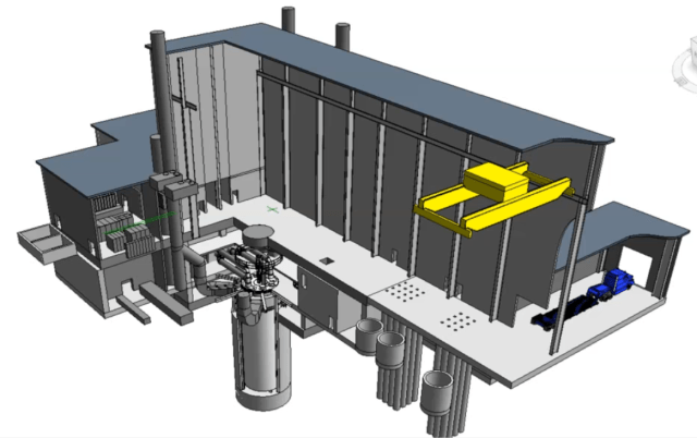 Versatile Test Reactor design