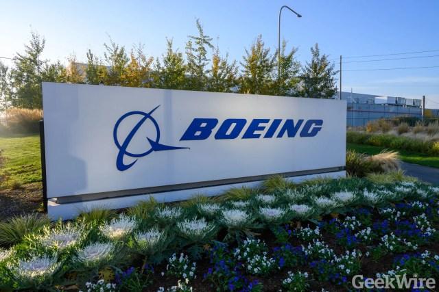 Boeing Renton Factory