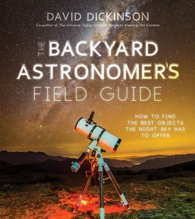 Backyard Astronomer's Field Guide