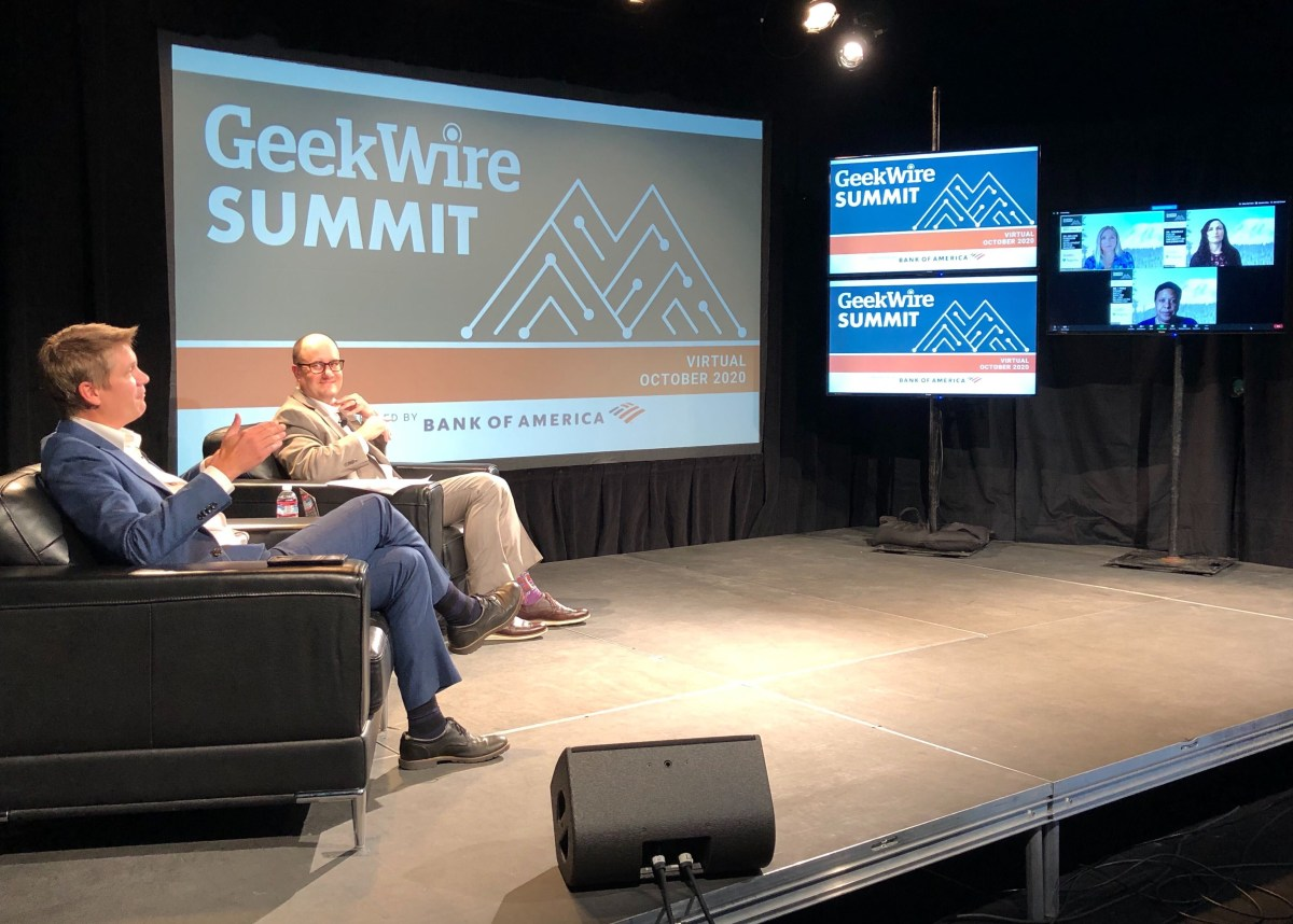 GeekWire Summit stage