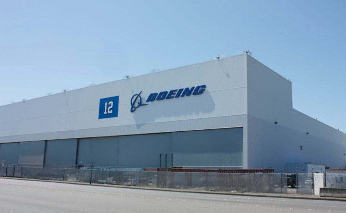 Boeing ADC center