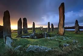 Scotland 09 -Callanish Standing Stones, Isle of Lewis