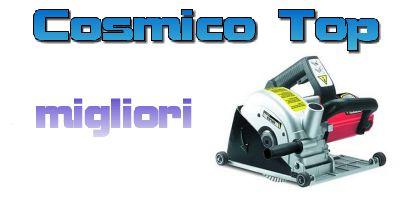 SCANALATORE TAGLIO MM 14 24 34 44 W 1800 Dischi mm 150 TRACCIATORE TRACCE MURO