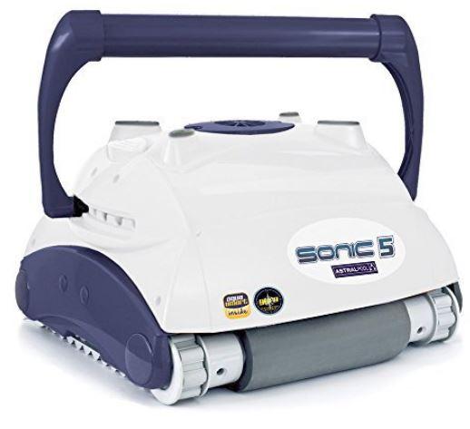 Astralpool Sonic 5 robot pulitore per piscine