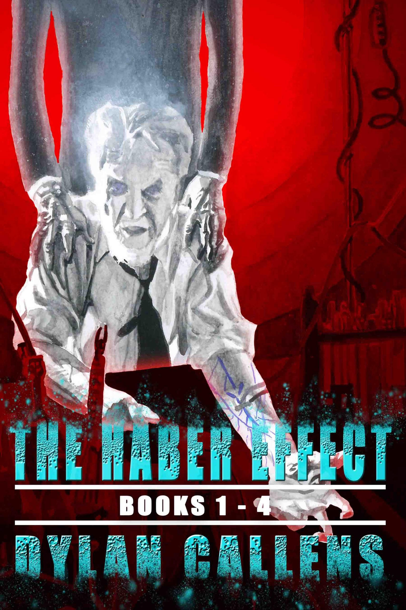 The Haber Effect Cover