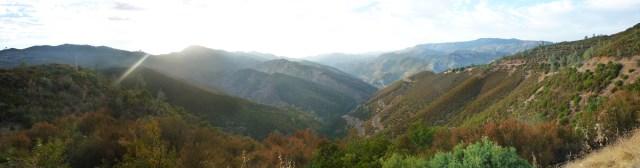 Yosemite - utsikt