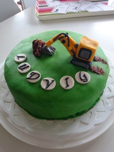 Tårta!