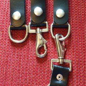 ghostbusters original film belt utility straps