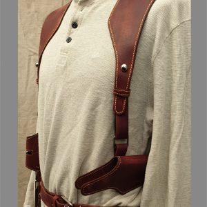 nathan drake uncharted holster harness