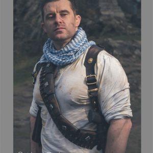 nathan drake uncharted 3 harness and bandolier