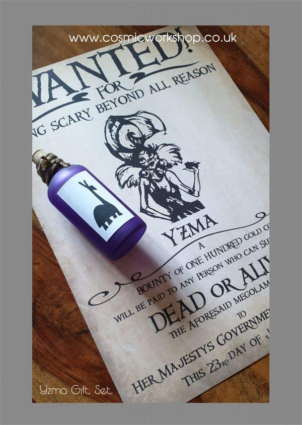 yzma potion bottle gift