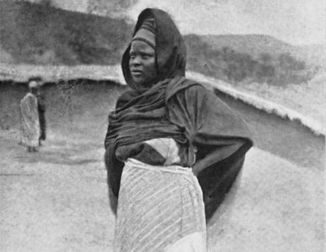 Image result for pregnant hausa woman