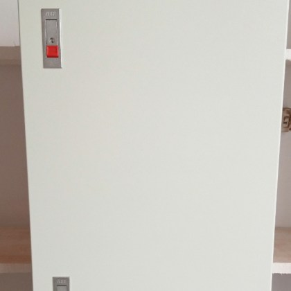 12 way 3 Phase TP & N ABB Distribution Board complete