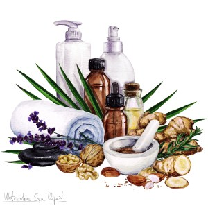 examples of private label oils and waters