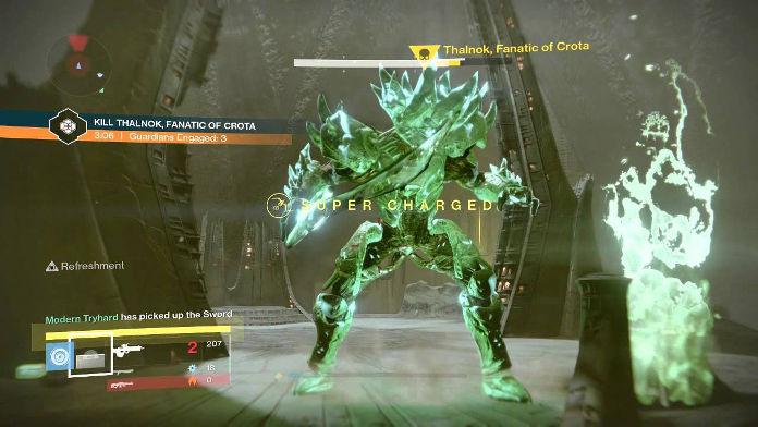 Fanatiques Destiny 2