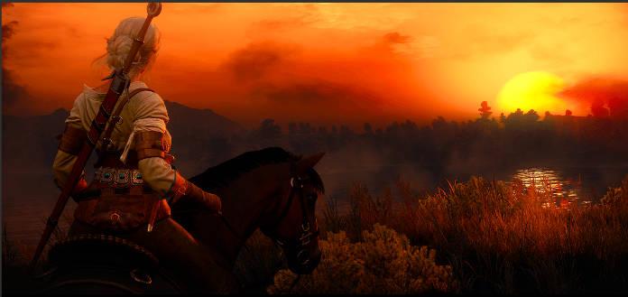 Nvidia Ansel ScreenShot Witcher