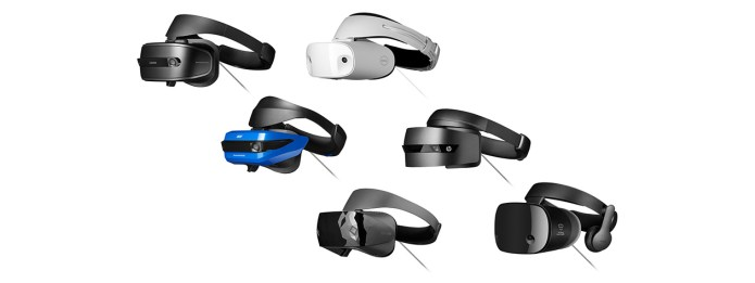 Bon Plan : Windows VR : Des casques à 200 $