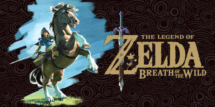 Zelda Breath of the Wild - donjon
