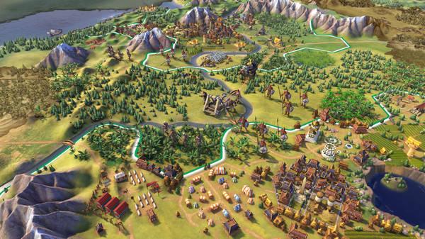 Civilization 6 - Bon plan