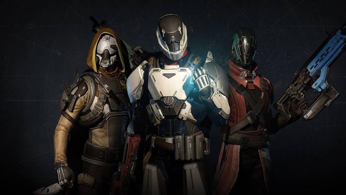Destiny 2 - cooldown