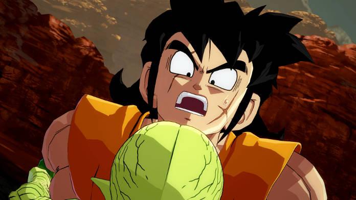 Dragon Ball FighterZ - Saibamen kills