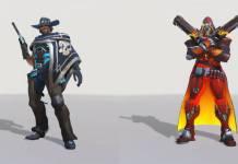 Overwatch - Nouvelle carte Blizzard World - nouveaux skins McCree et Reaper