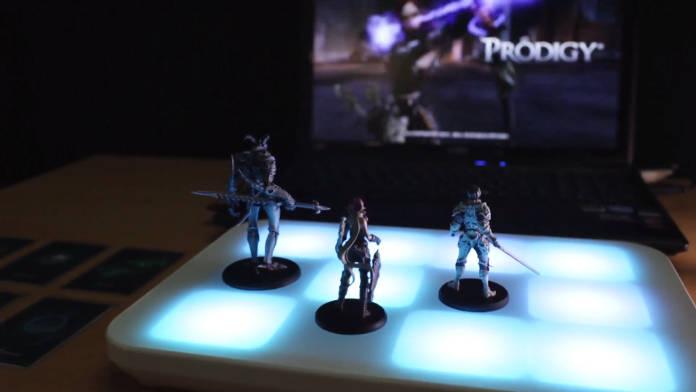 Prodigy - Jeux vidéo - Plateau connecté