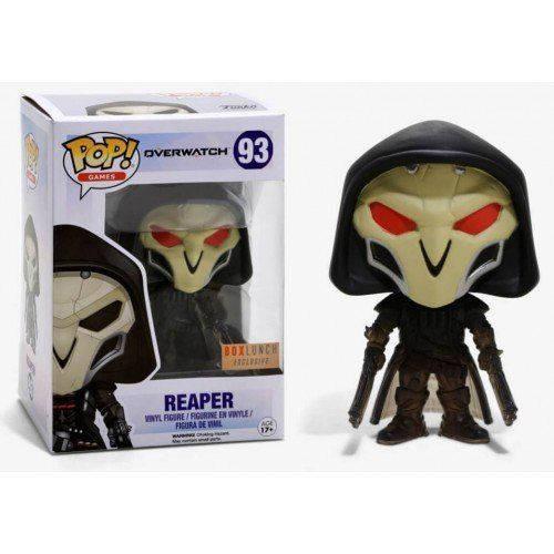 Reaper Overwatch Lunch box - Figurine Pop