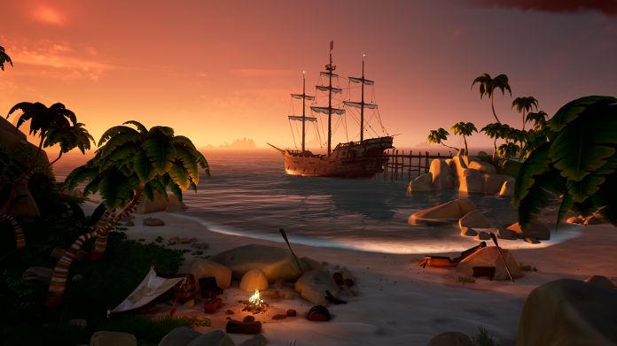 Sea Of Thieves - Une bêta fermée aura lieu fin janvier