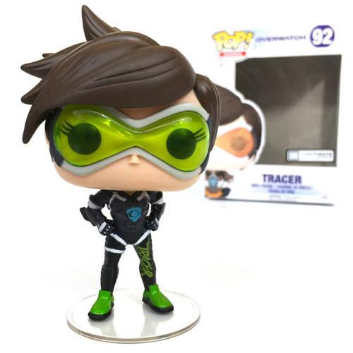 Tracer Neon - Figurine Pop Overwatch