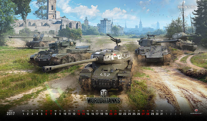 Jeux PS4 Gratuits - World of Tanks