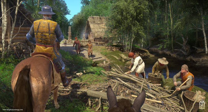 Kingdom Come Deliverance - Déjà 500 000 ventes