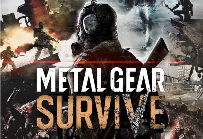 Metal Gear Survive - maintenant disponible, les premières impressions