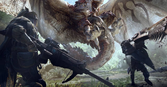 Monster Hunter World - Guide Affinité des armes - Comment l'augmenter