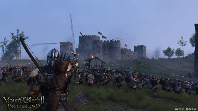 Mount & Blade II Bannerlord - batailles
