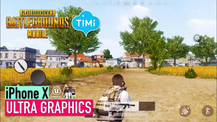 PUBG sur mobile - Regardez les trailers des deux versions mobiles - PUBG Mobile Exhilarating Battlefield - Army Attack