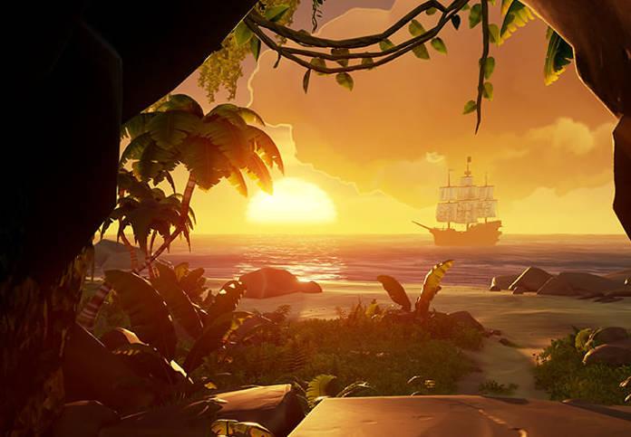 Sea Of Thieves Une beta commence demain sur Xbox One et PC
