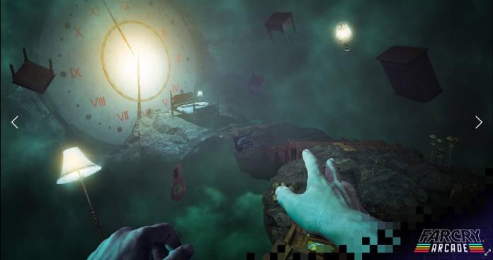 Far Cry 5 - L'éditeur de carte Far Cry Arcade offre de nouvelles possibilités - Upside Down