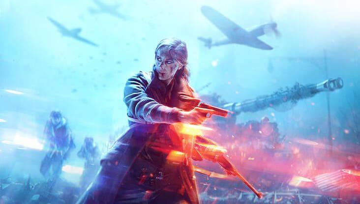 Battlefield 5 - Les femmes soldats resteront - Une vraie controverse