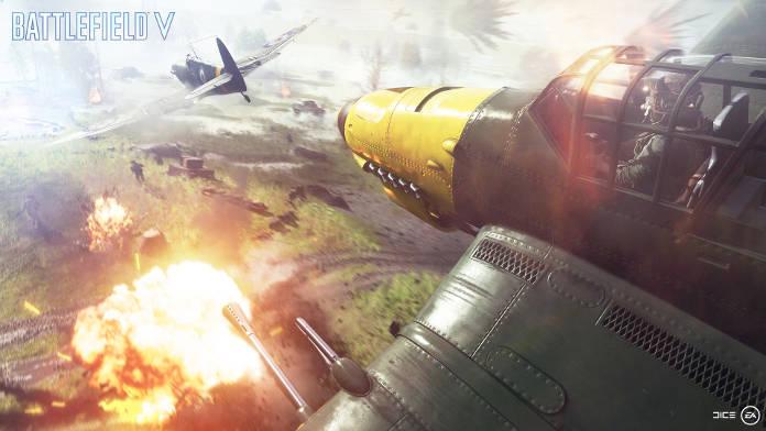 Precommande Battlefield 5 et accès à la beta
