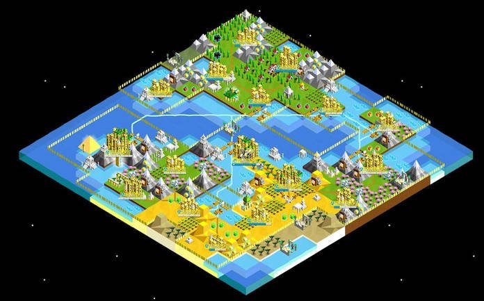 meilleurs jeux Android gratuits à télécharger - Battle Of Polytopia