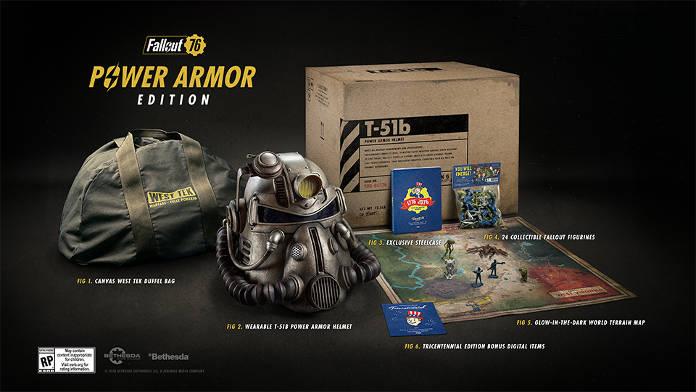 Fallout 76 Précommande et Accès à la Beta - Power Edition