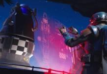 Fortnite écran de chargement 8, la récompense du défi Blockbuster